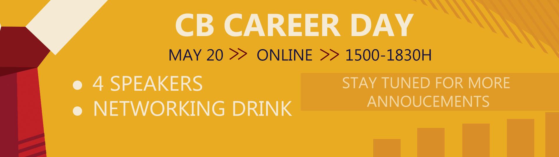 CB Career Day 2021